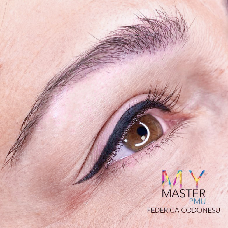 Lavoro allieve my eyeliner Codonesu Federica