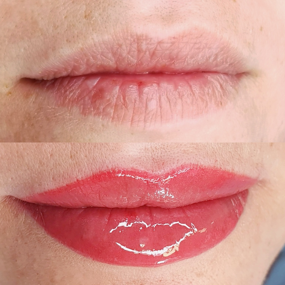 Lavoro allieve my translucent lips Bertè Veronica