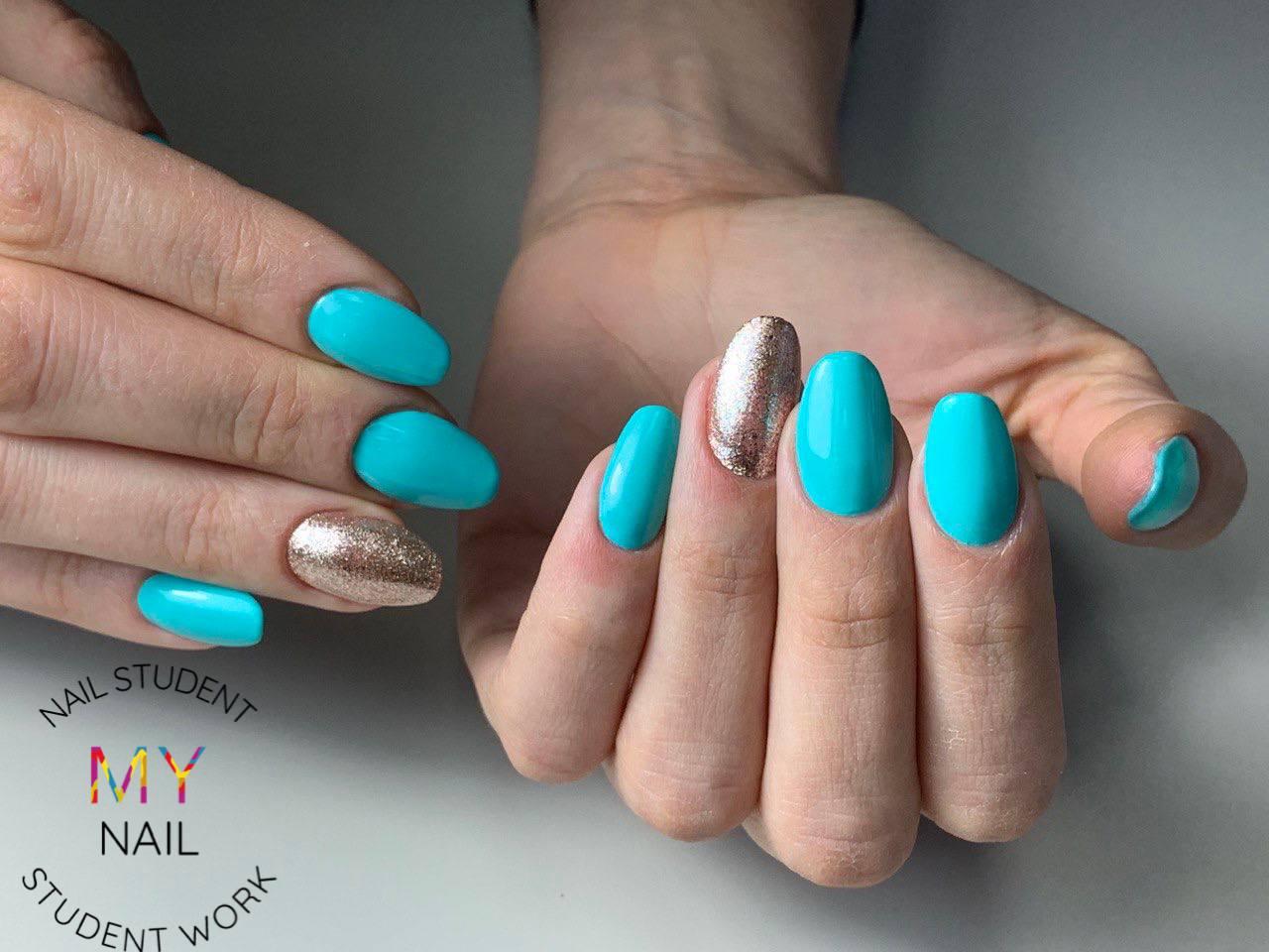 Lavoro allieva_nail student